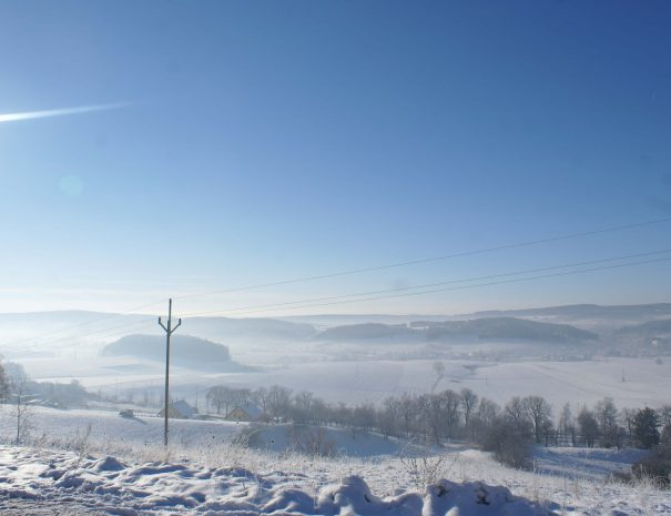 Winter in starkov